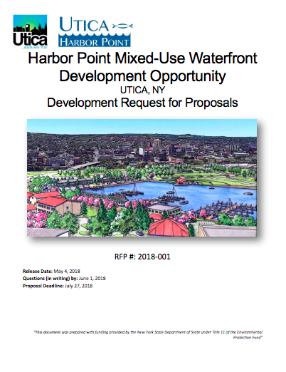 Utica Harbor Point – News